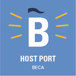Becas Host Port