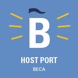 Becas Host Port