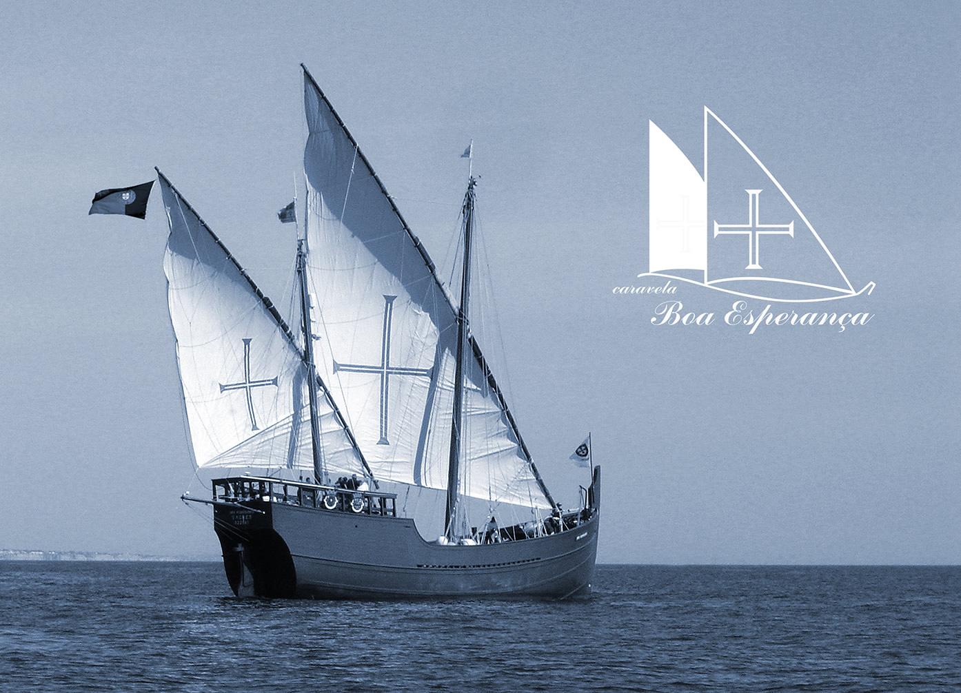 Visita y Navegación en la Carabela Boa Esperança en A Coruña